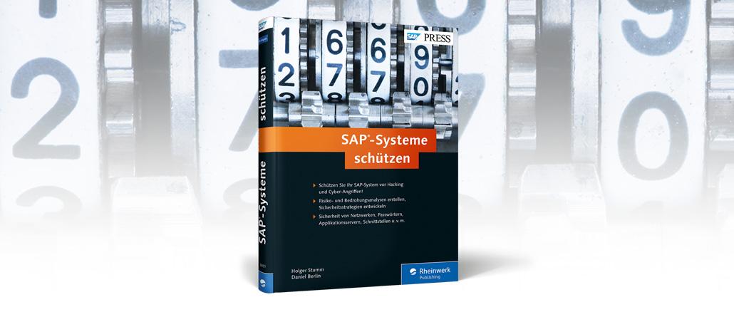 SAP Security Buch im Rheinwerk-Verlag