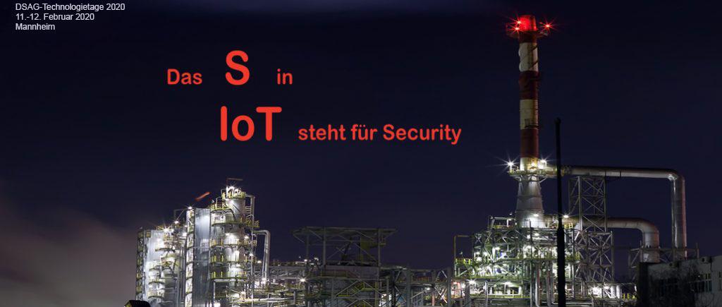 Warum Sicherheits-Systeme für IIOT und Industrieproduktion?