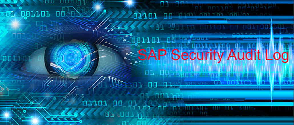 SAP Security Audit Log